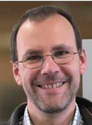 Pol Budmiger, Leiter des GEOSummit