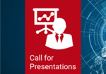 Symbol Call for Presentations GEOSummit 2018